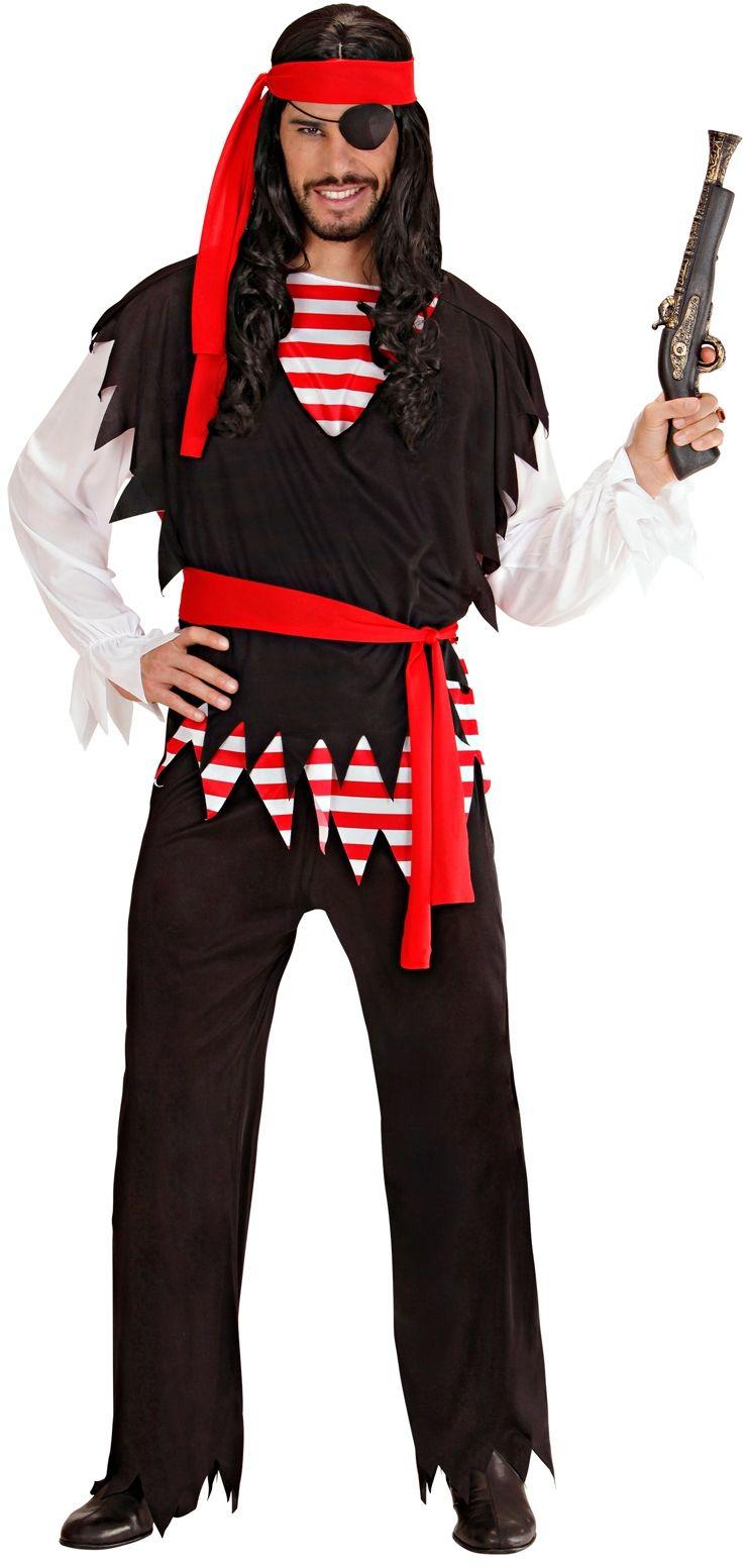 Piraten pakje carnaval
