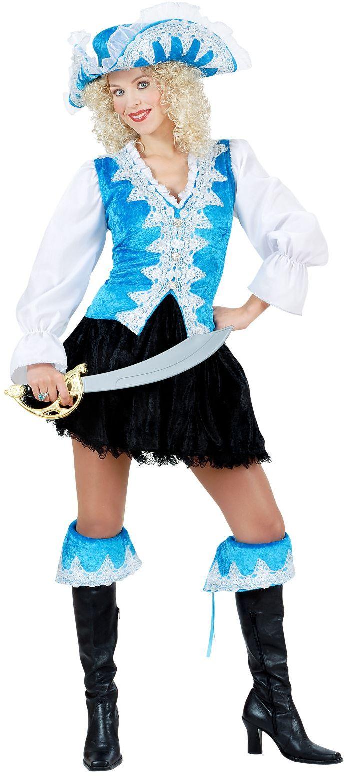 Piratenpak carnaval dames