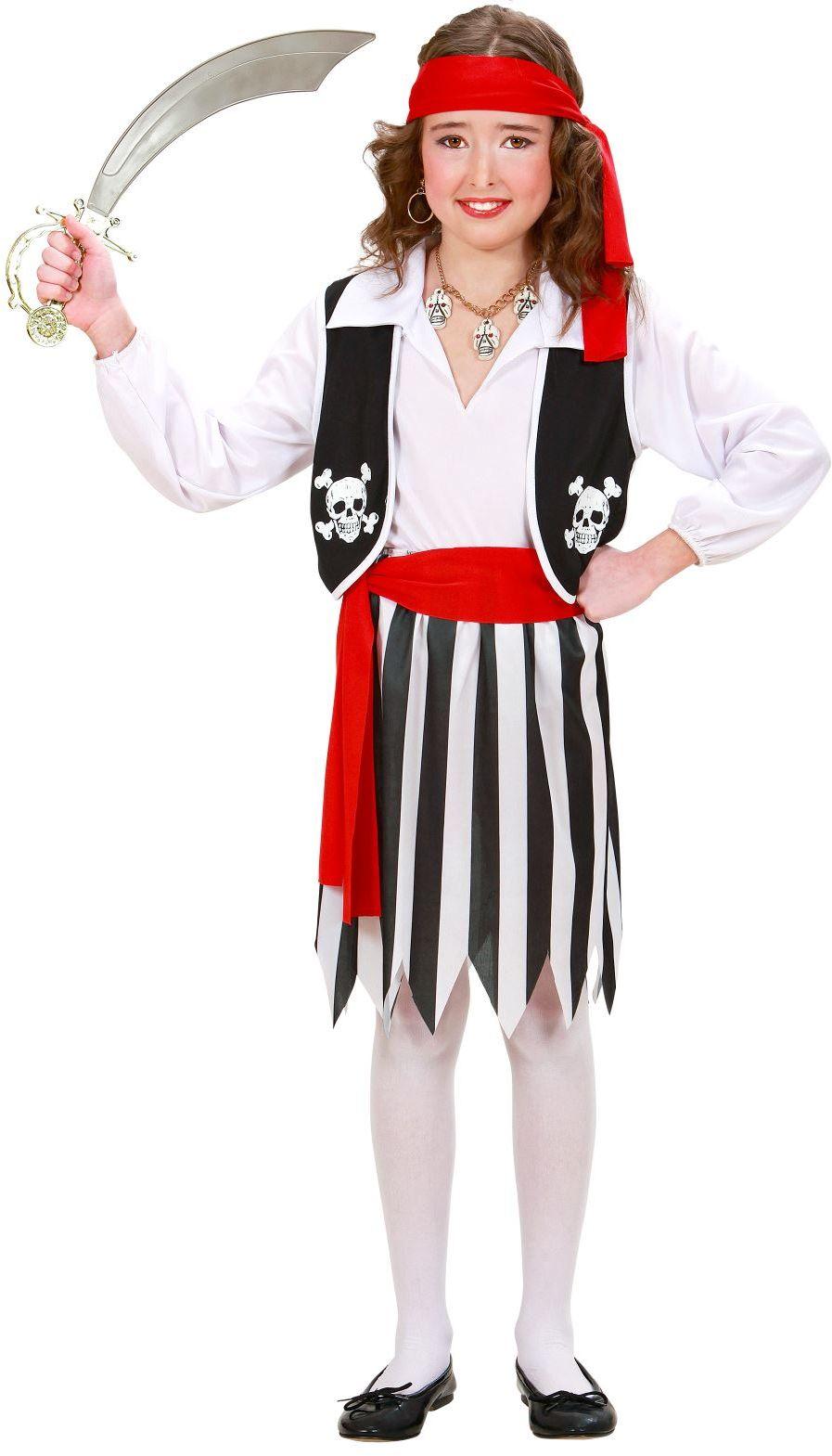 Piratenpak meisjes