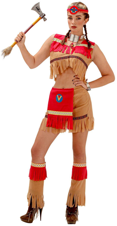 Pocahontas jurk