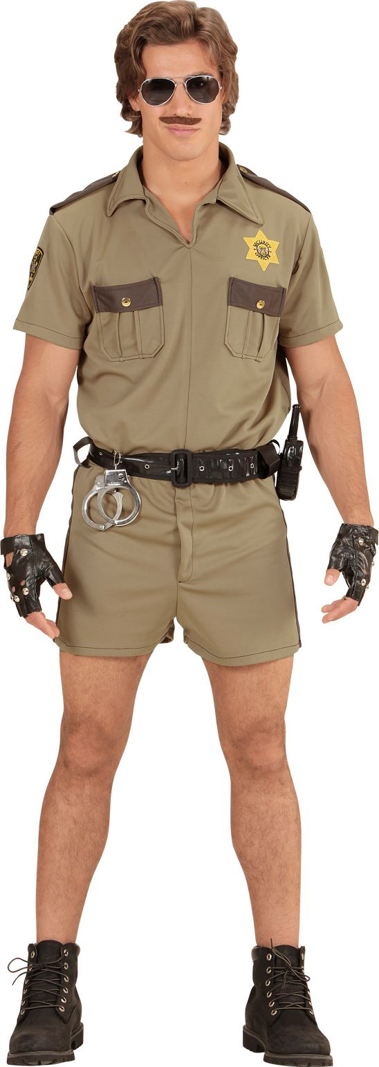 Politie outfit carnaval