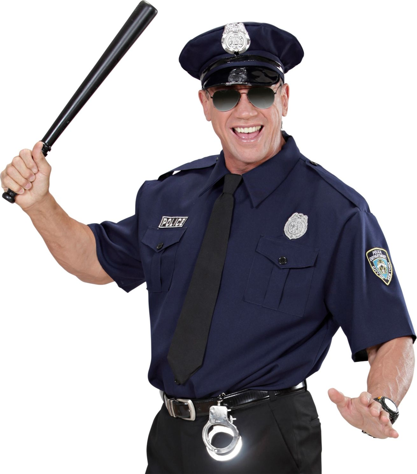 Politie verkleedset