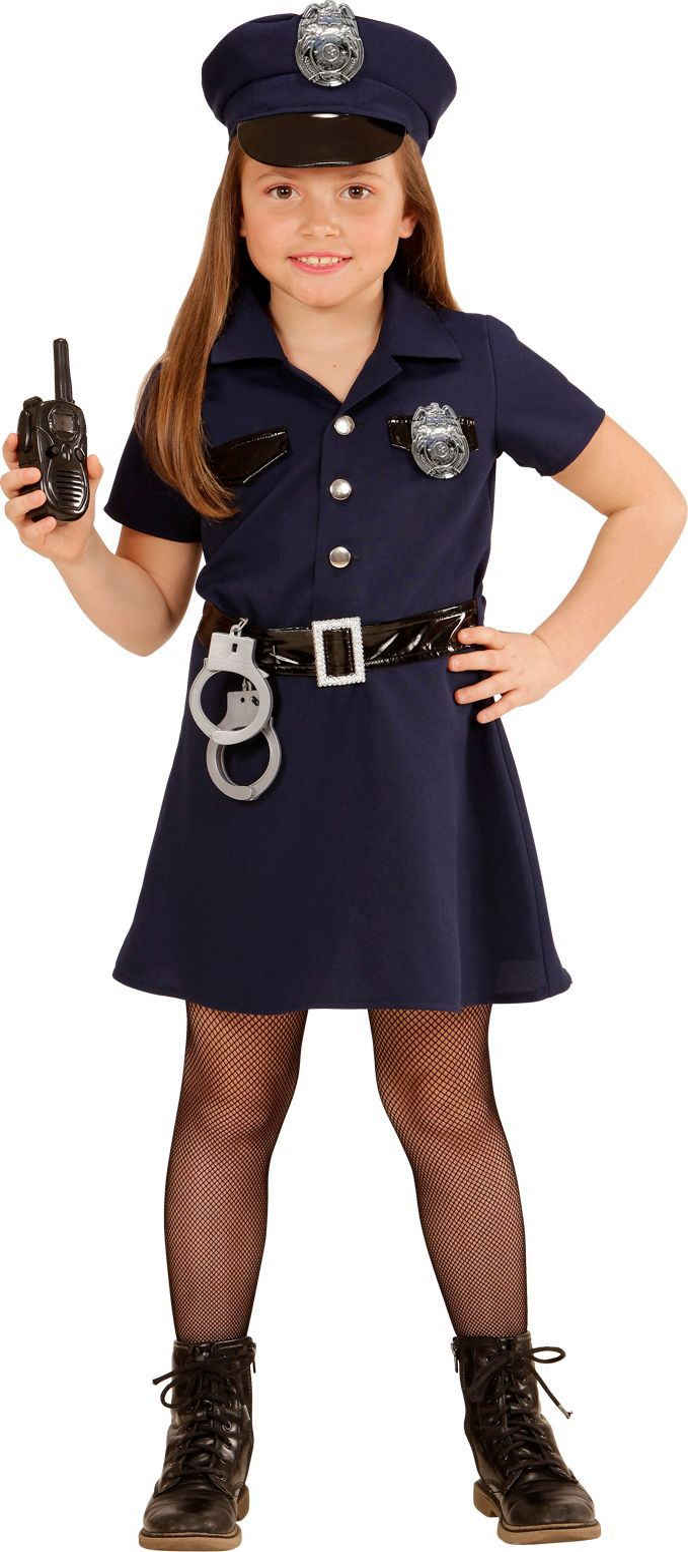 Politiepak meisjes
