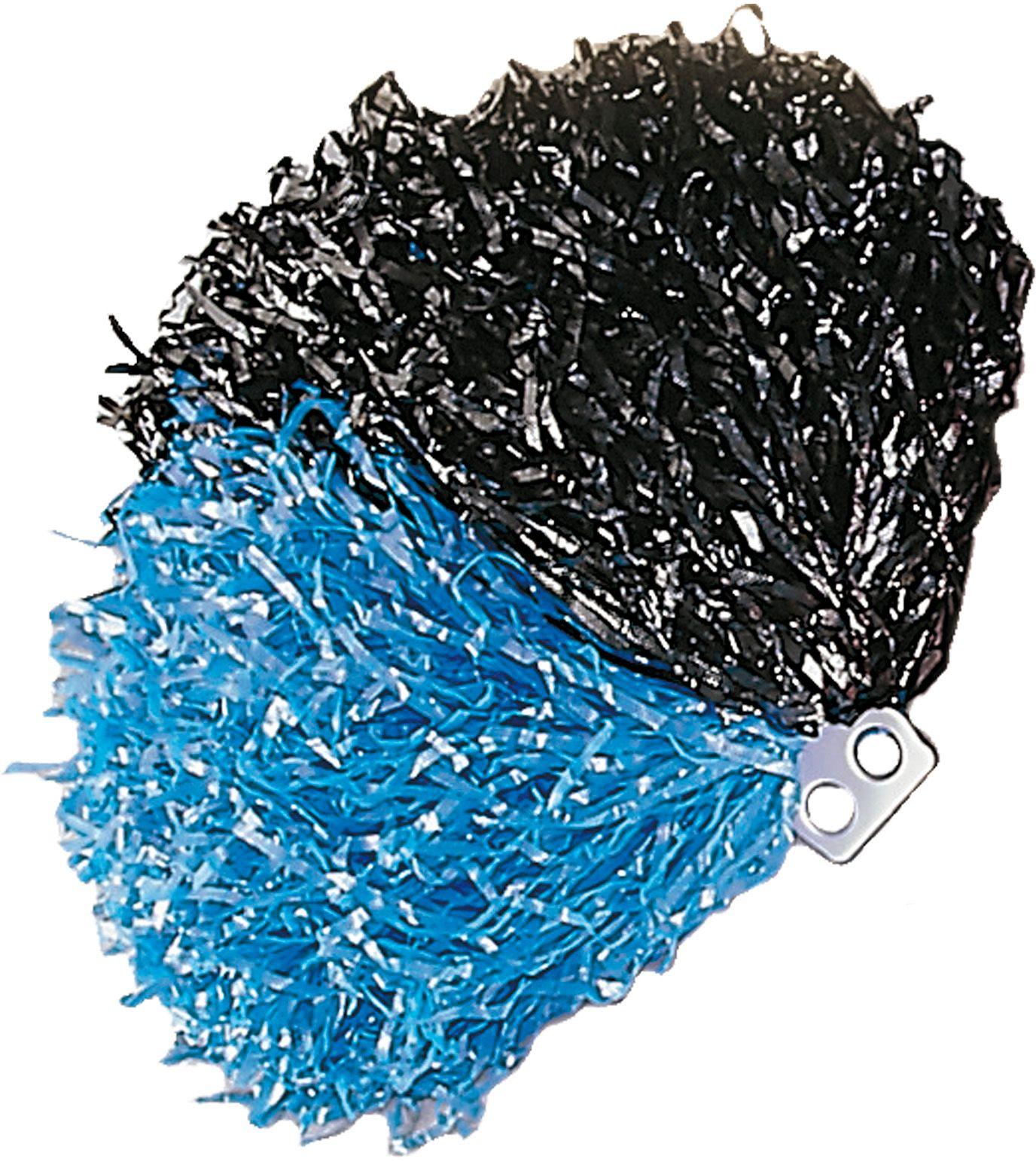 Pom Pom zwart blauw
