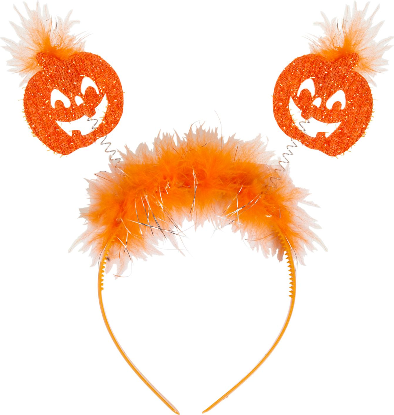 Pompoenen hoofdband