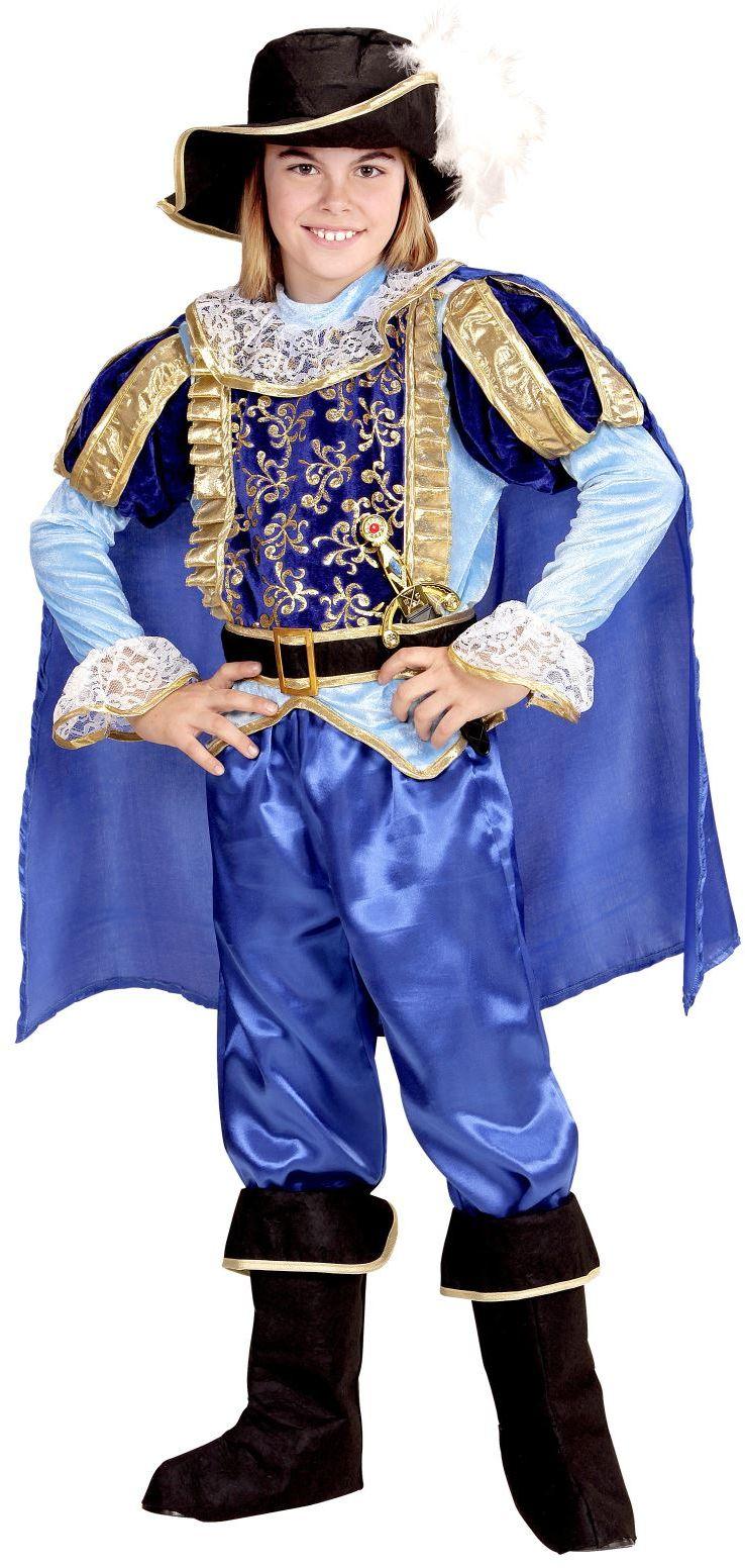 Prins kleding kind