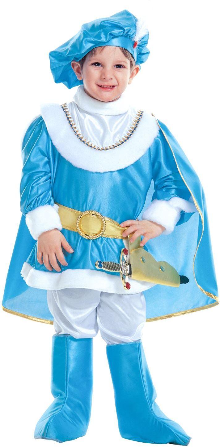 Prinsen outfit jongens
