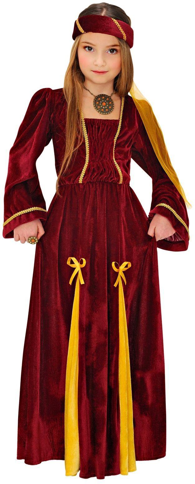 Prinses kleding kind
