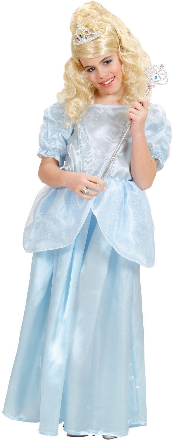 Prinses kostuum kind