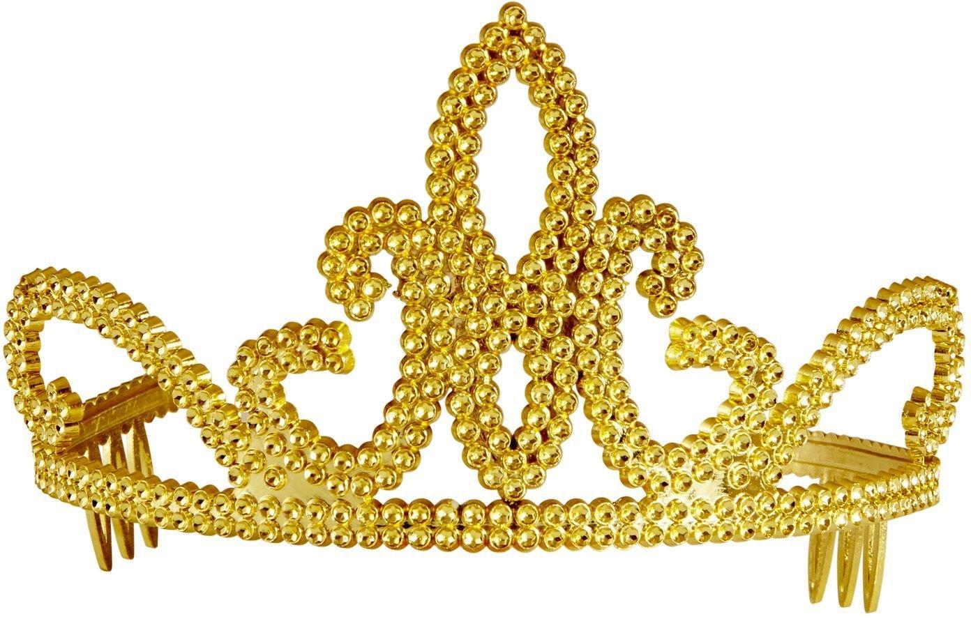 Prinsesjes tiara goud