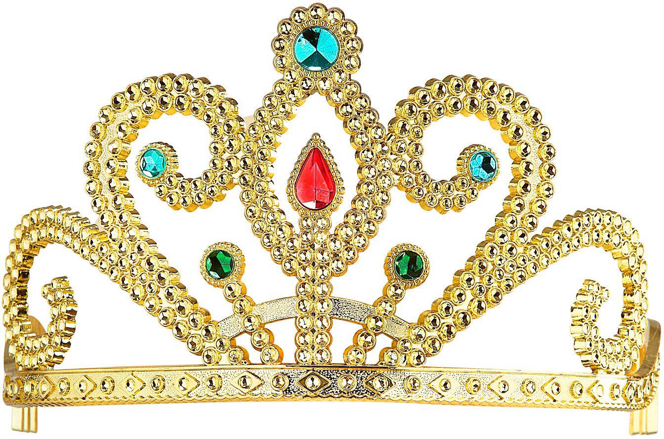 Prinsessenkroon met edelstenen