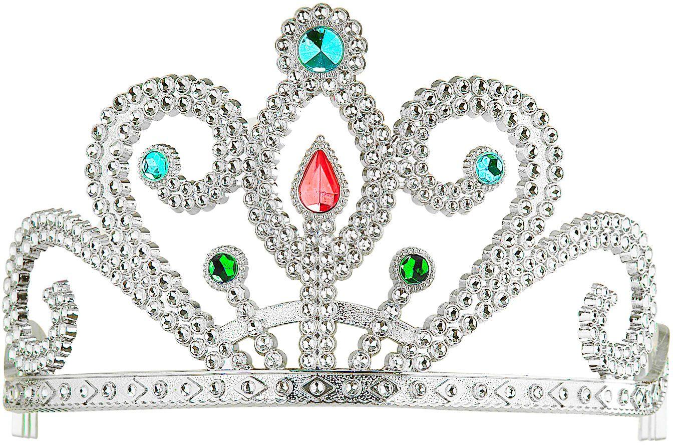 Prinsessenkroon met juwelen