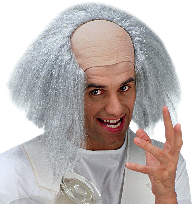 Professor Einstein pruik