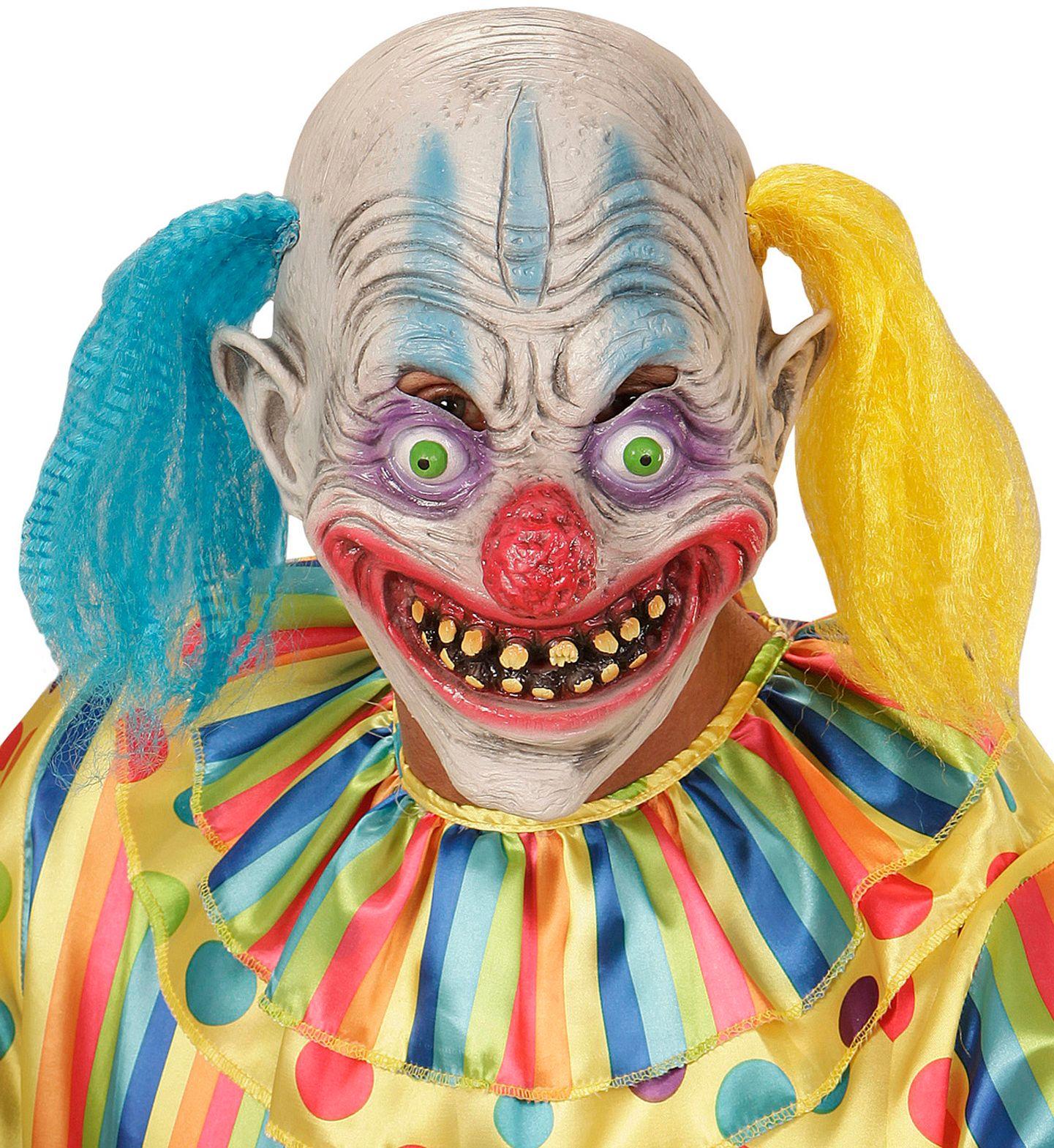 Psycho clown masker