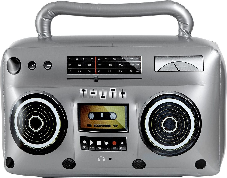 Radio opblaasbaar