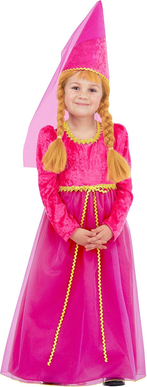 Rapunzel jurkje meisjes