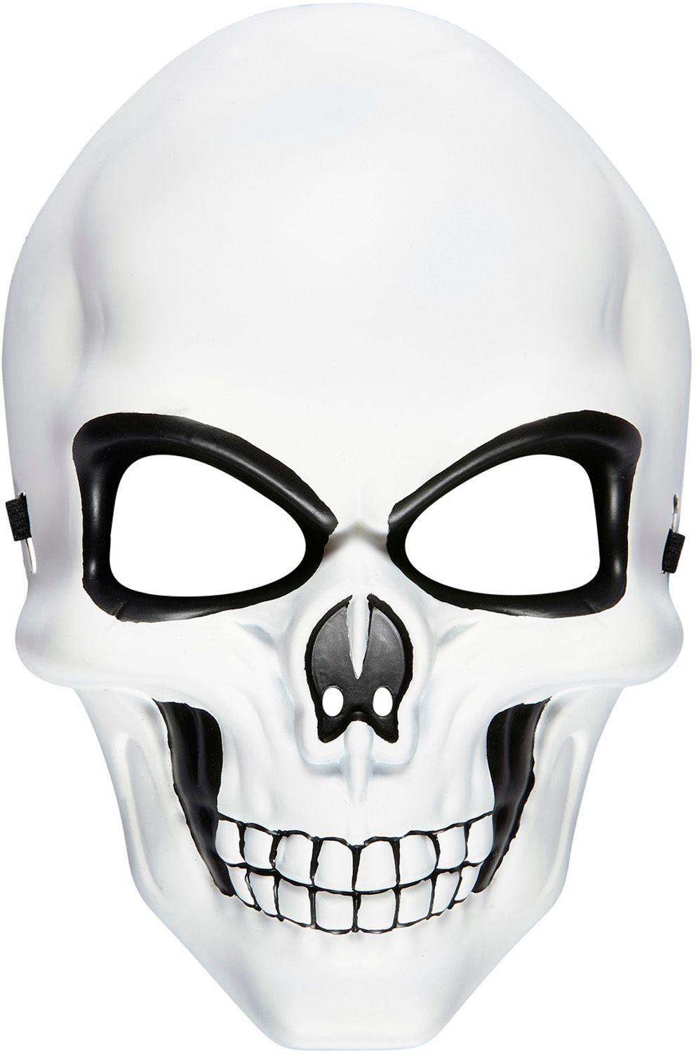 Realistisch schedel masker