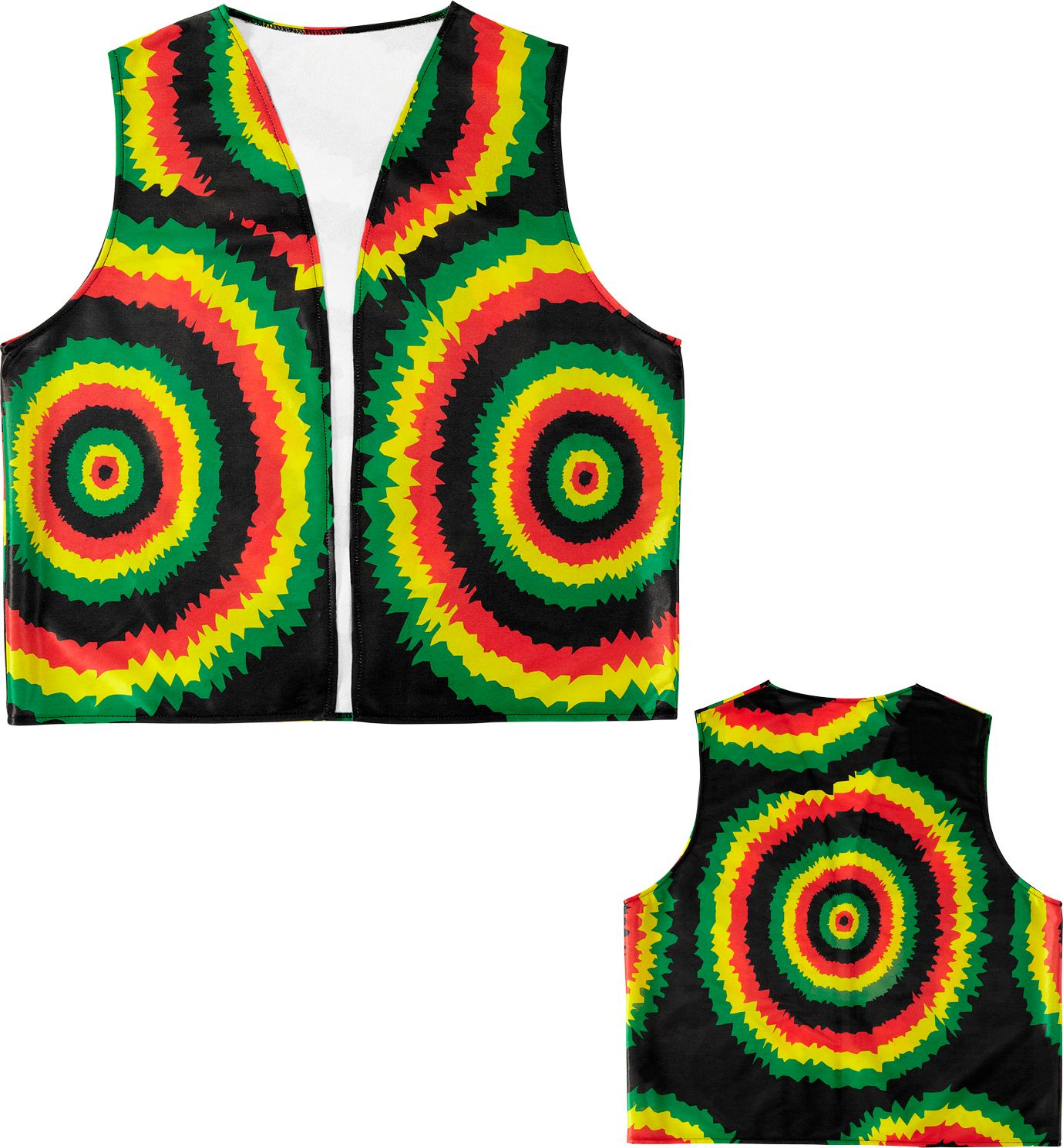 Reggae vest