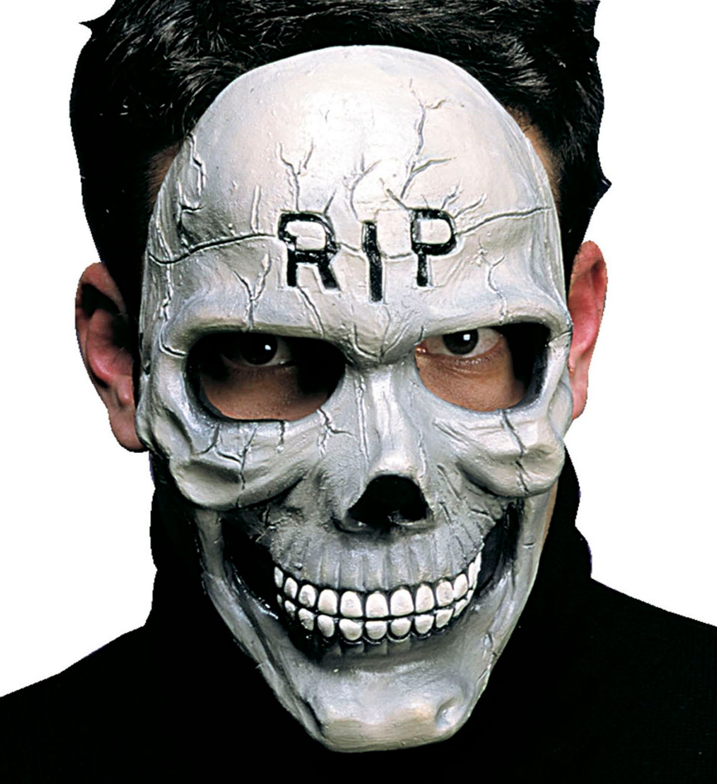 Rest In Peace schedel masker