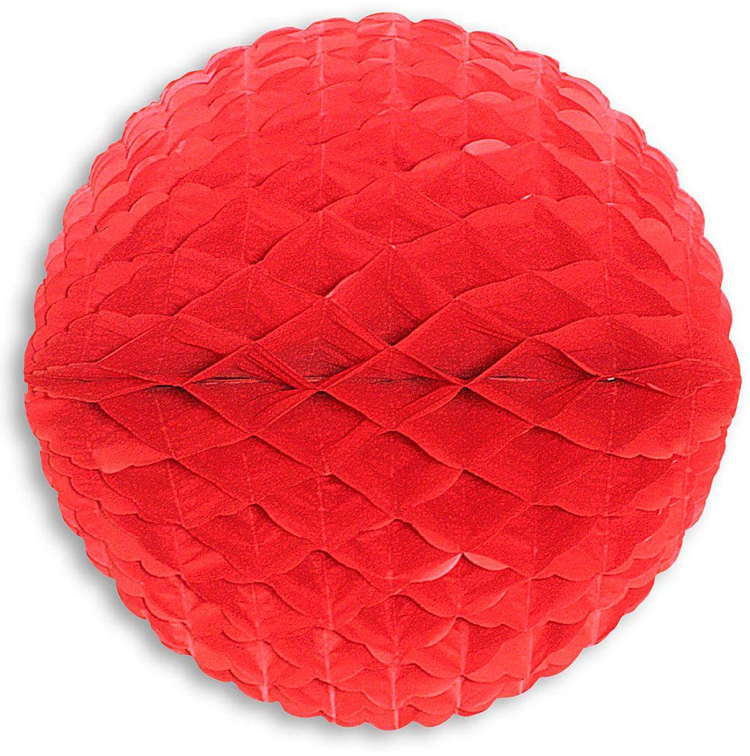 Rode chinese papieren bal