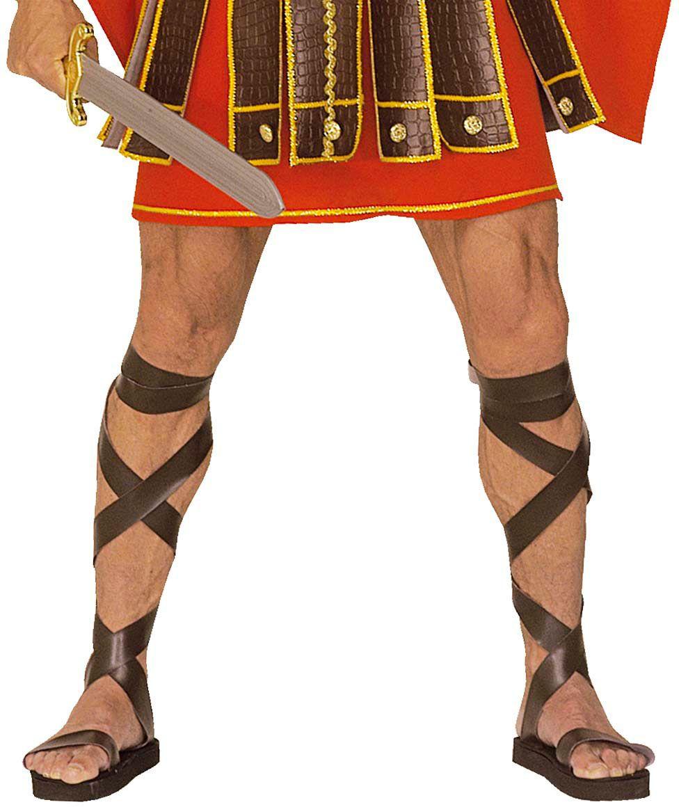 Romeinse gladiator sandalen