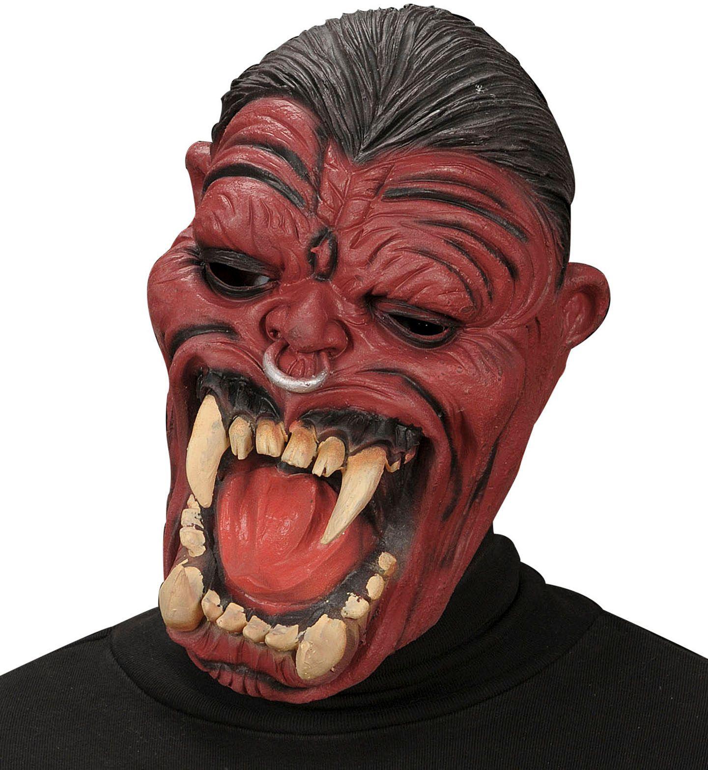 Rood Hellraiser masker