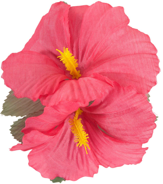 Roze bloemen haarspeld