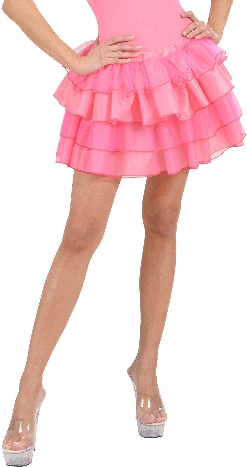Roze danseres rokje
