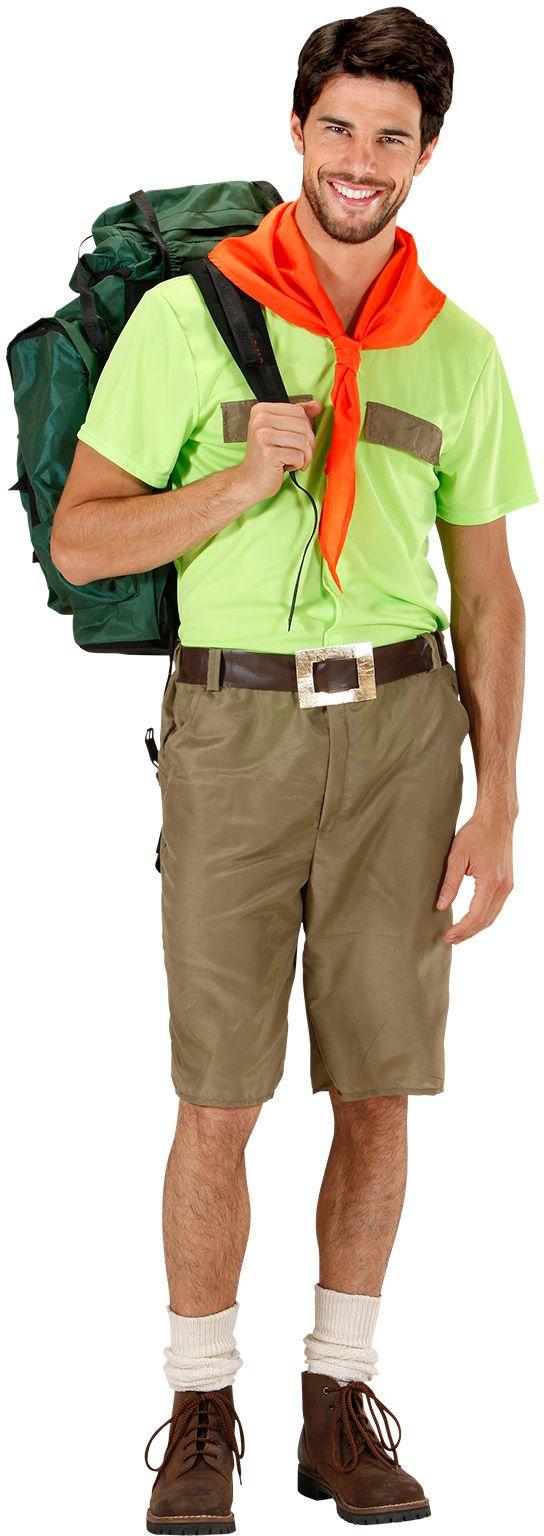 Safari carnaval outfit
