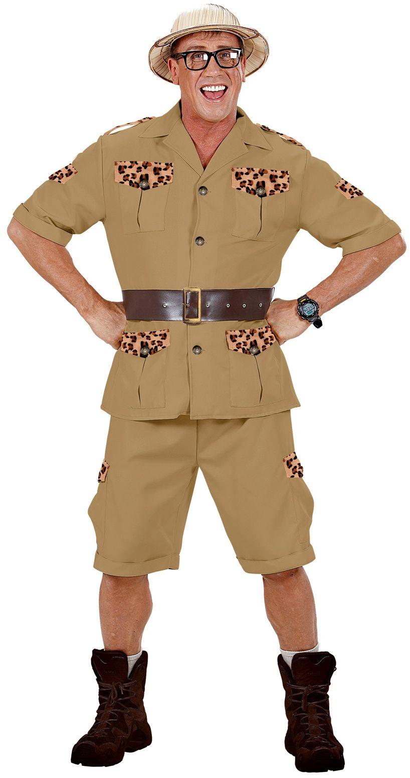 Safari kleding man