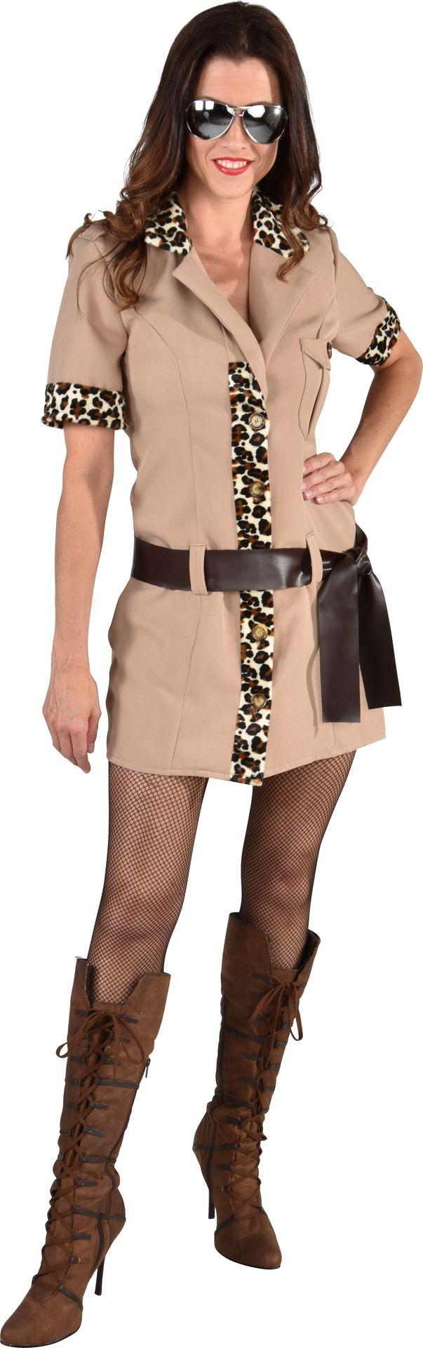 Safari outfit meisjes