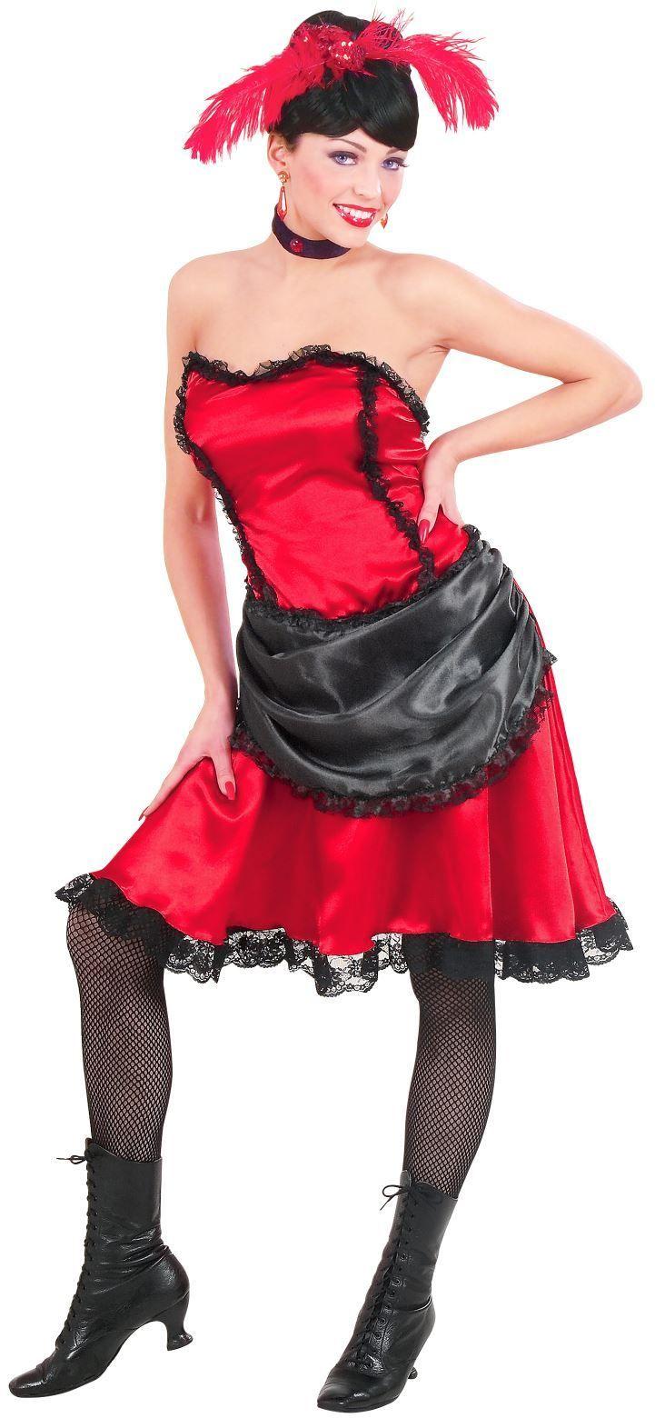 Saloon kostuum dames