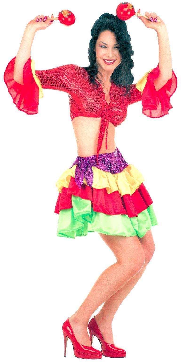 Samba danseres