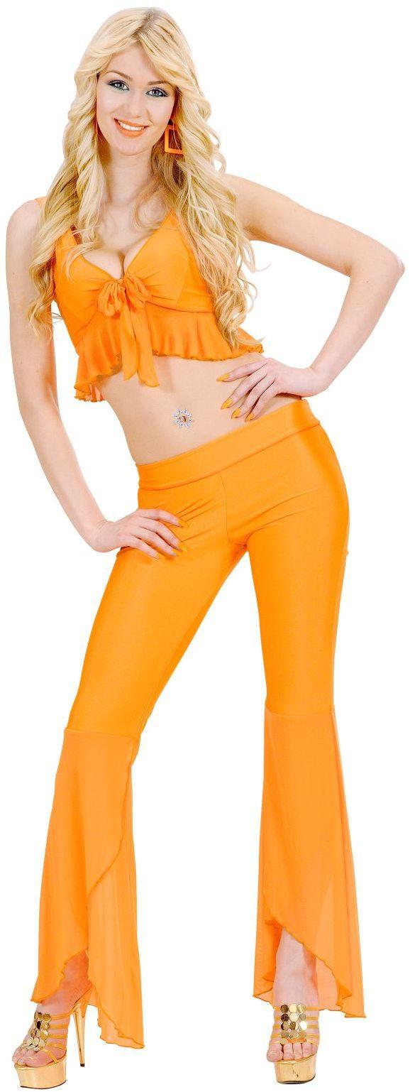 Samba kleding oranje