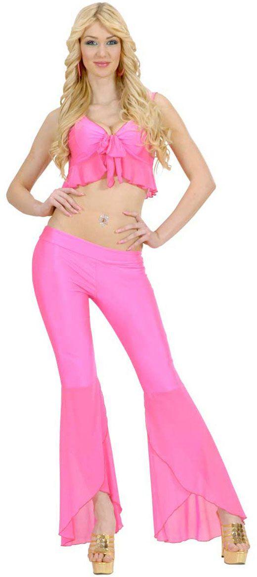 Samba kleding roze