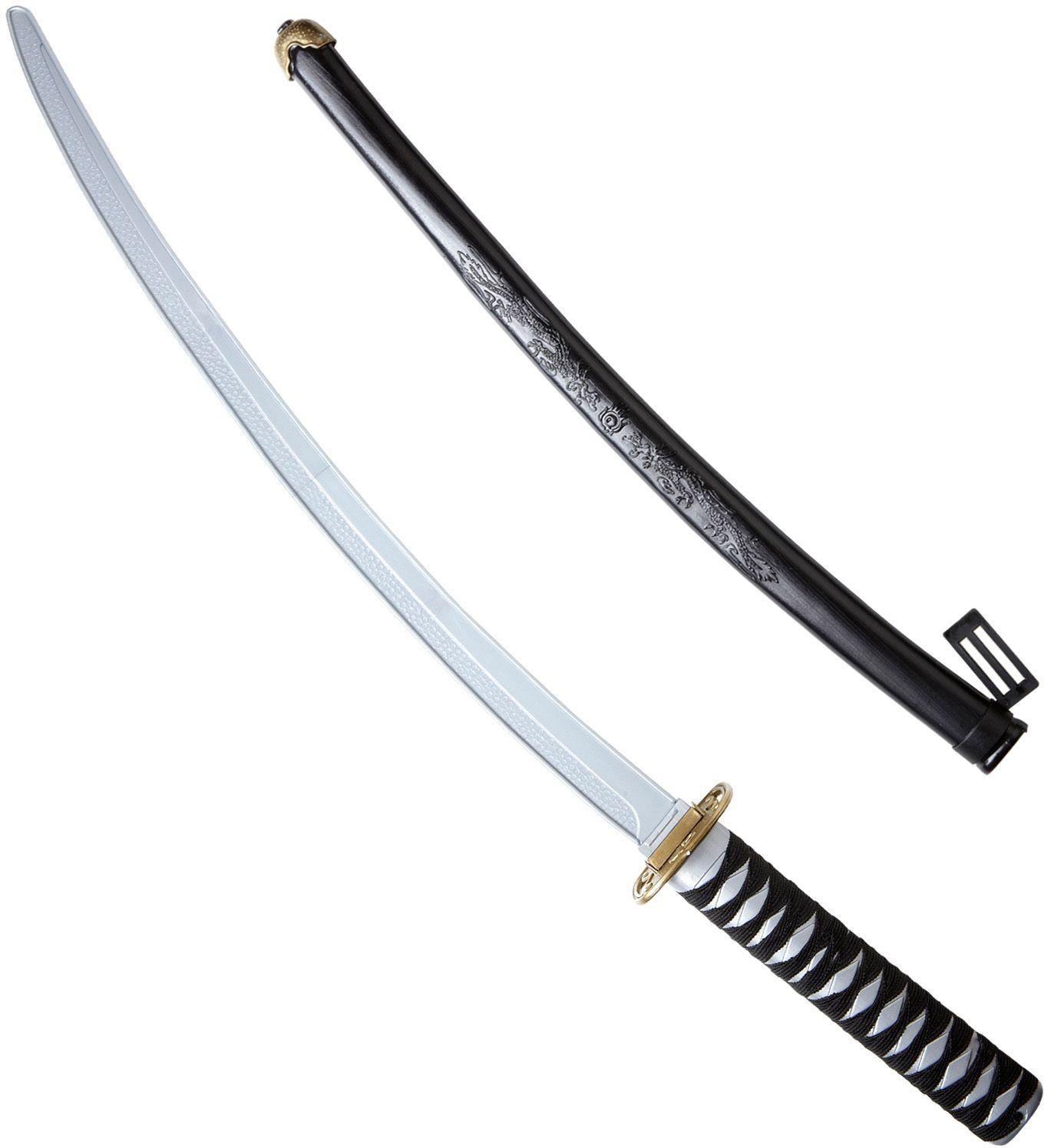 Samurai zwaard met schede