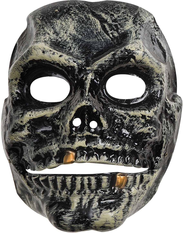 Schedel masker beweegbare kaak