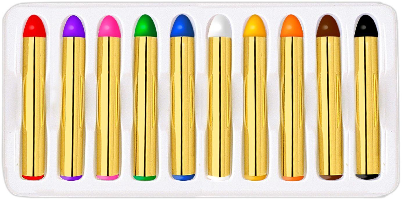 Schminkstiften 10 stuks