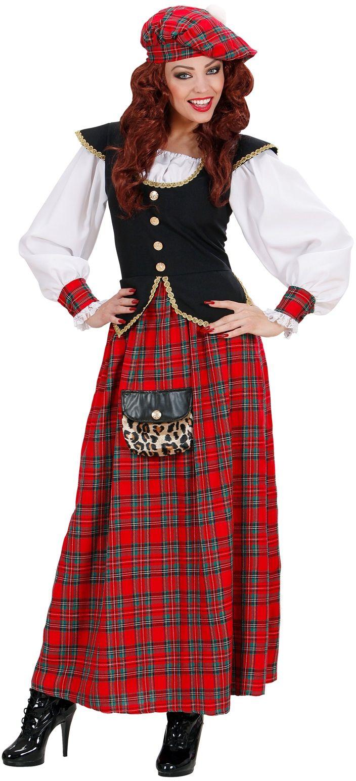 Schotse kleding dames