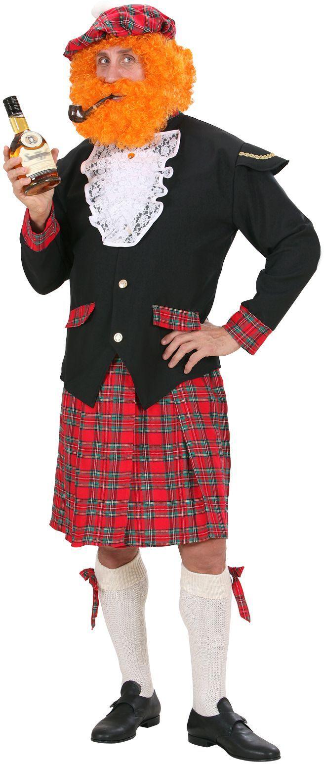 Schotse kleding heren