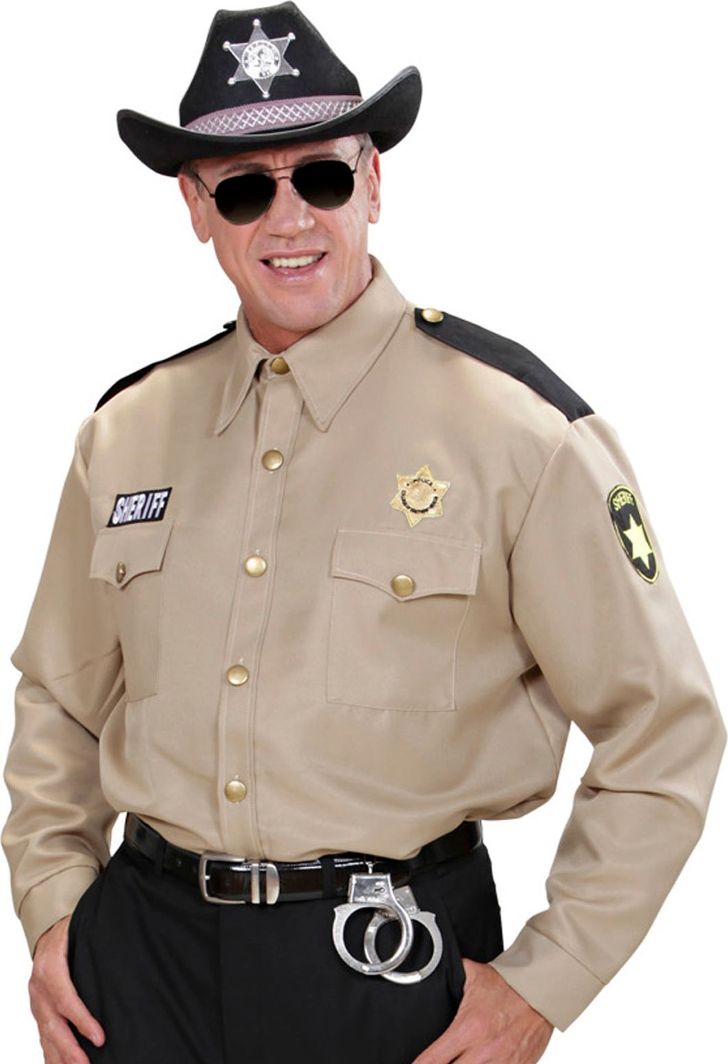 Sheriff blouse
