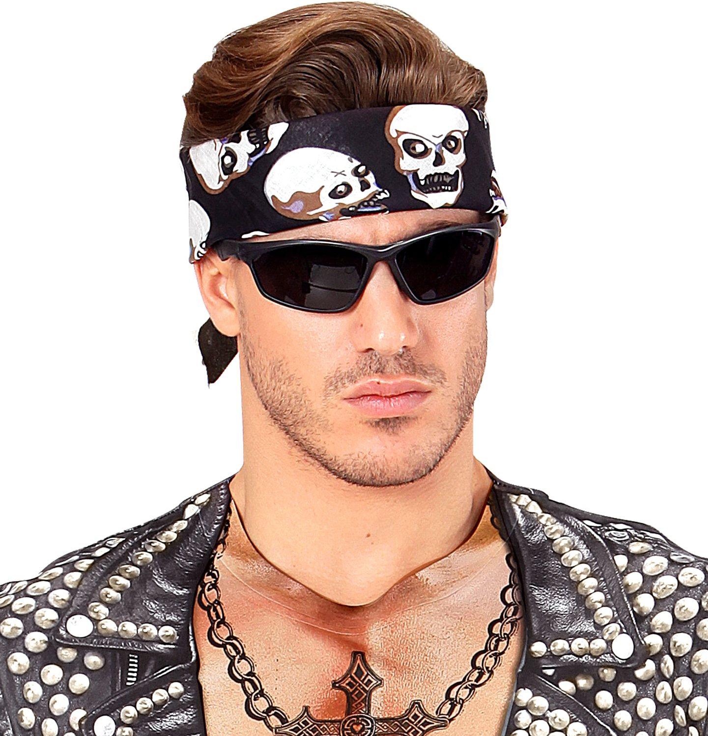 Skelet bandana