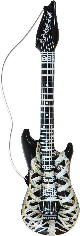 Skelet gitaar opblaasbaar