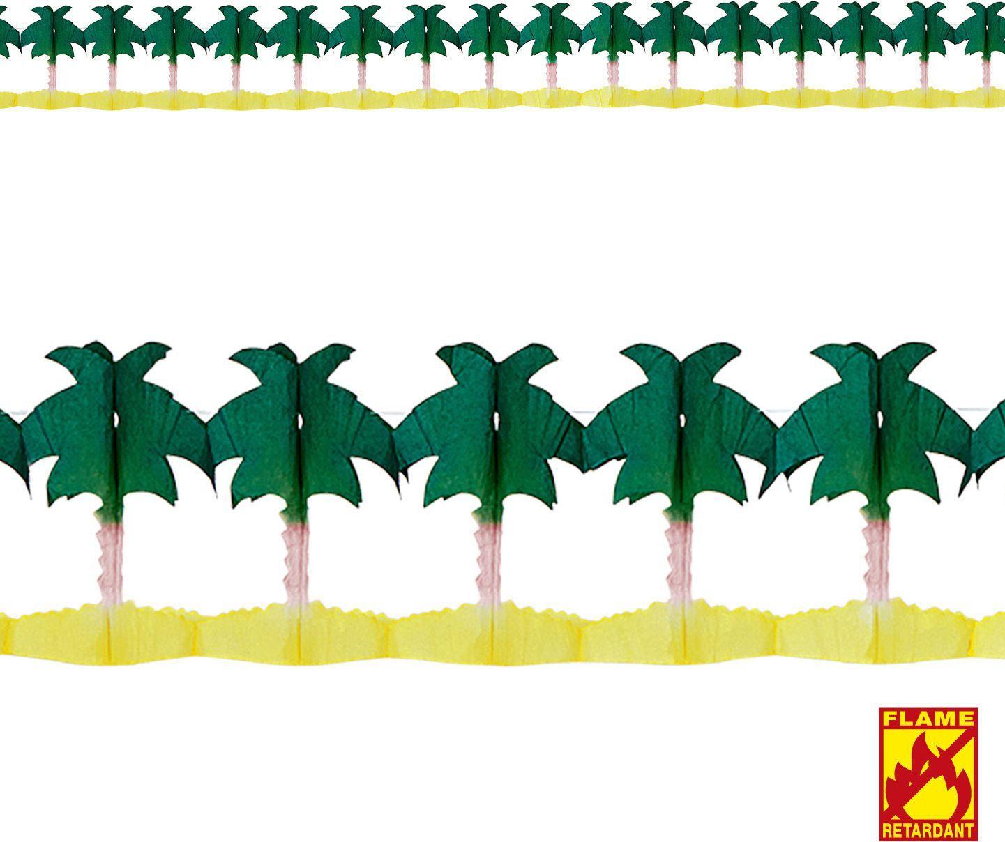 Slingers palmboom