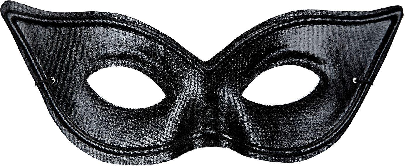 SM oogmasker zwart