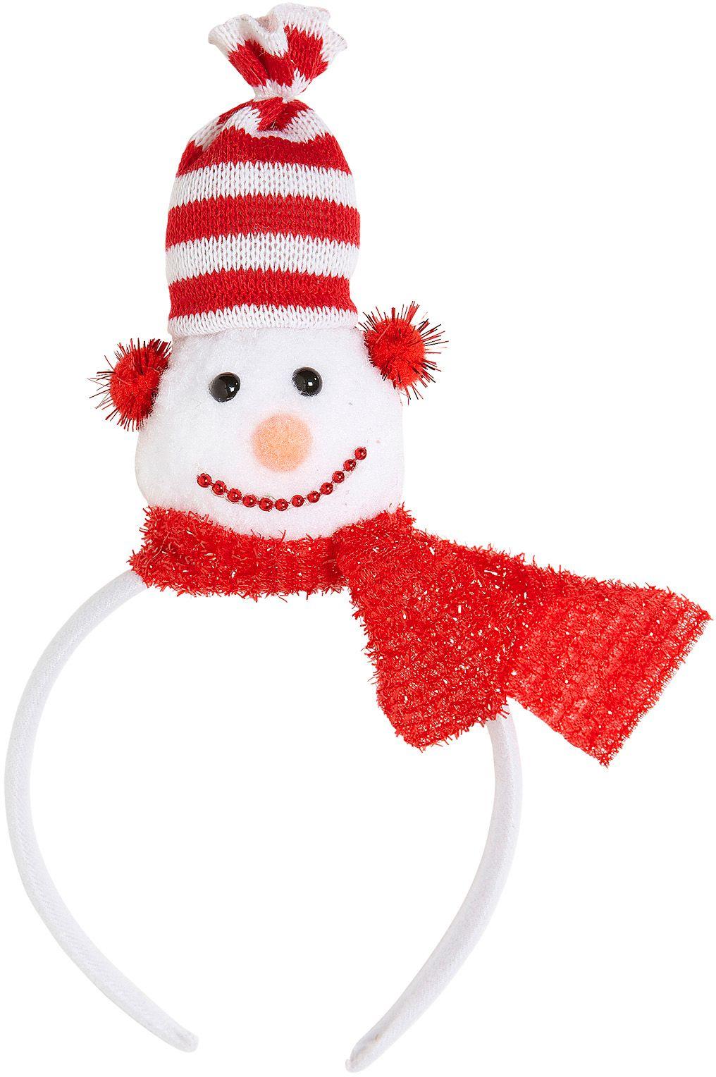 Sneeuwpop hoofdband