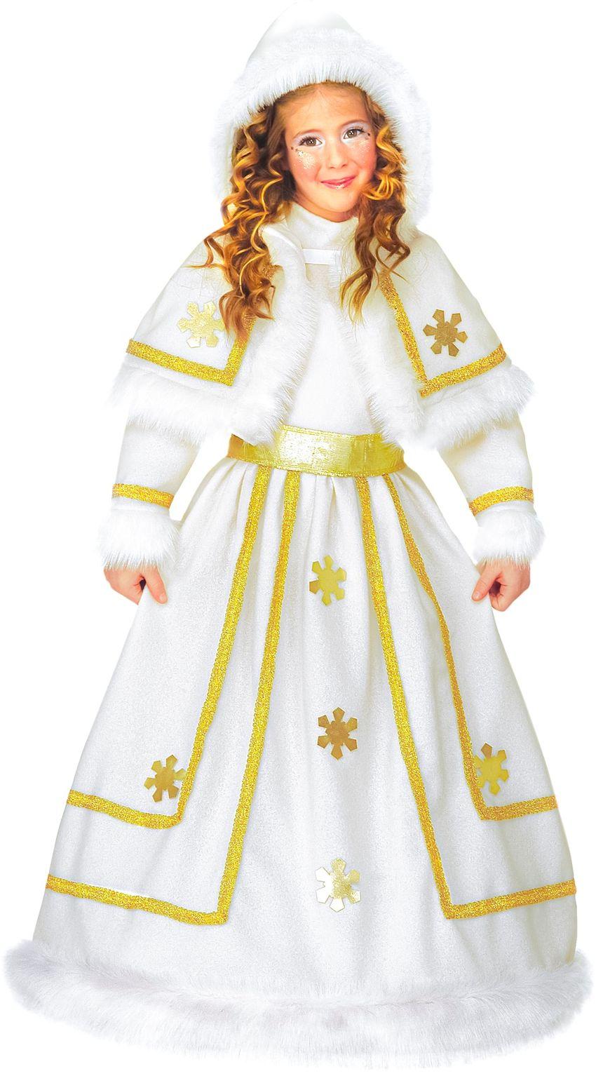 Sneeuwprinses jurk meisjes