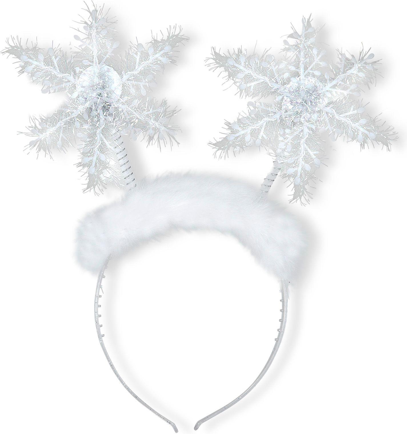 Sneeuwvlokken hoofdband