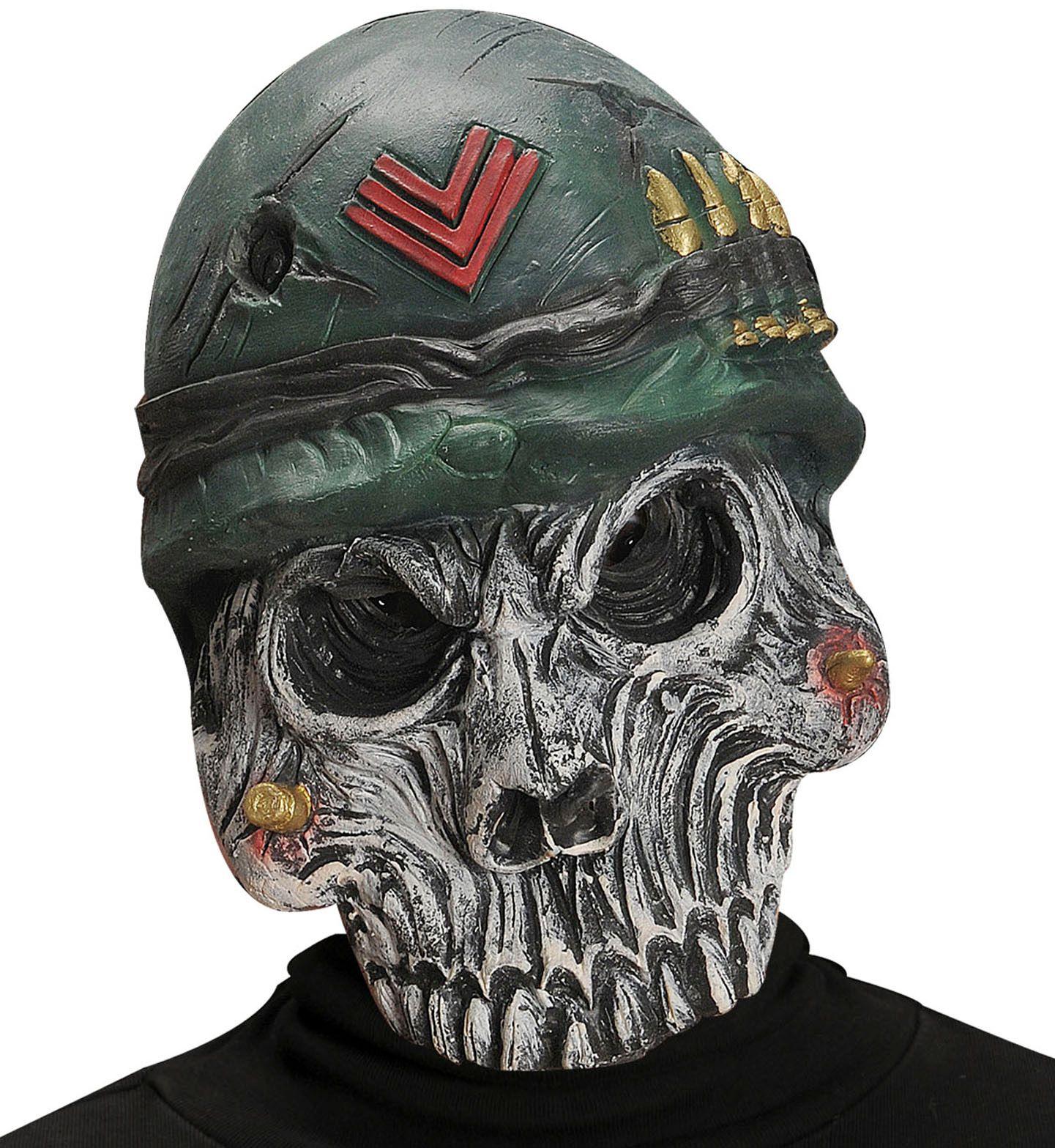 Soldaten schedel masker