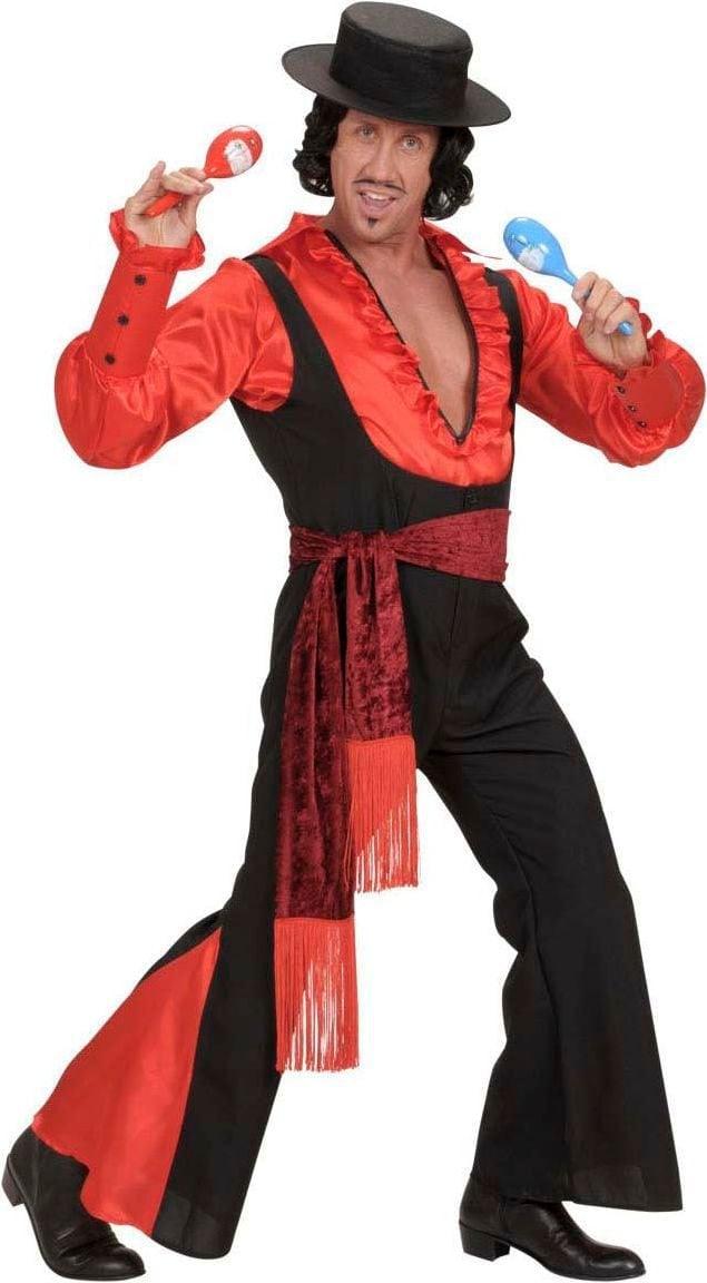 spaanse danser feestkleding nl